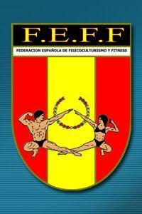 logo Federacion española de fision culturismo