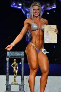 Ifbb Madrid De Bikini Atletas WellnessRecordatorio EIe9YbWDH2