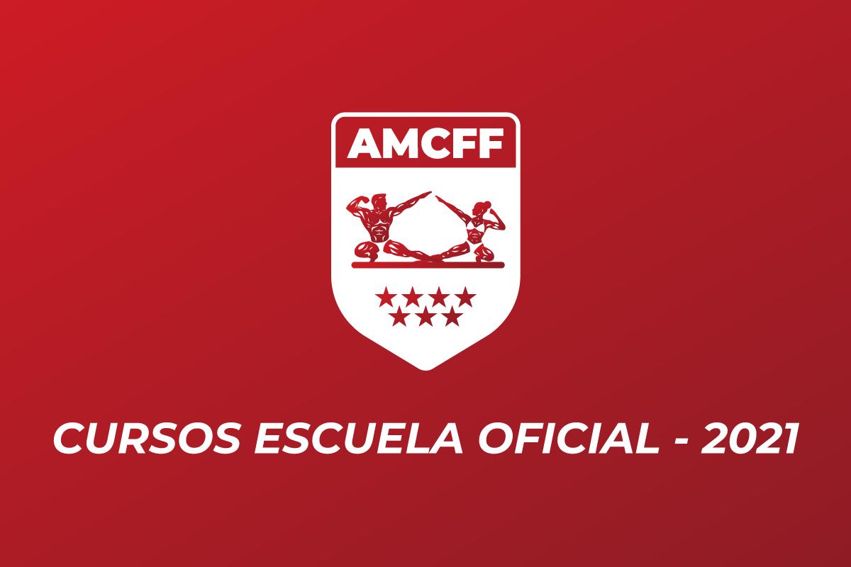 Curso Escuela Oficial IFBB Madrid 2021