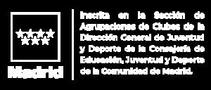 Entidad inscrita en la Comunidad de Madrid